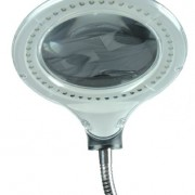 The Jensen daylight 48 Led Height Adjustable Magnifying/Reading Lamp