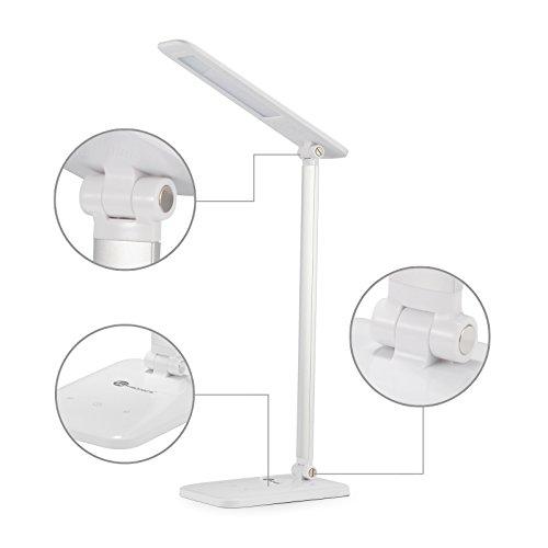 Table Lamp Uk 187 Taotronics 174 Led Desk Lamp Touch Control 3