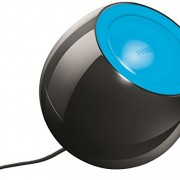 Philips LivingColors Mini Colour Changing Mood Light Black (Integrated 1 x 5 Watts LED Bulb)